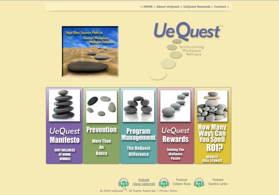 A great web design by CreativeCore Media, Chicago, IL: