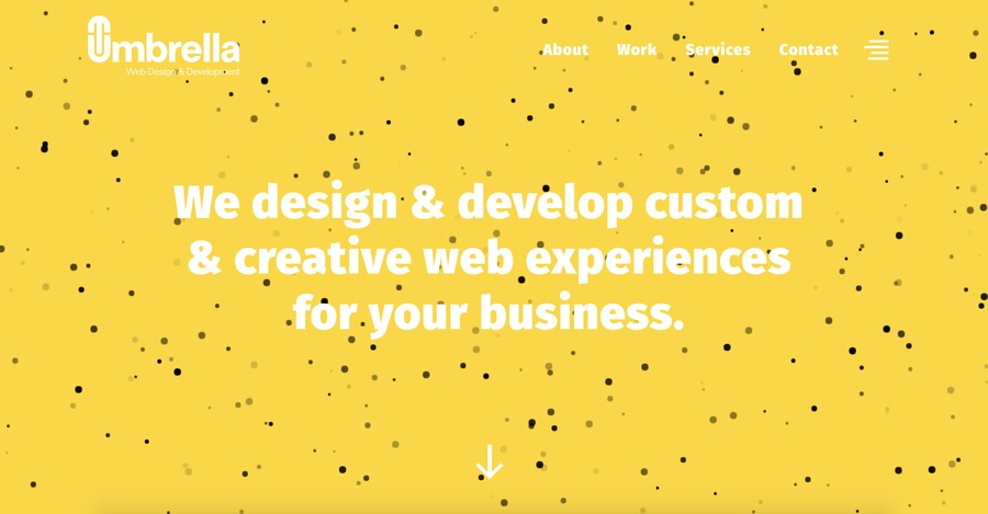 A great web design by Studio Umbrella Inc., Los Angeles, CA: Responsive Website, Portfolio , Internet , PHP