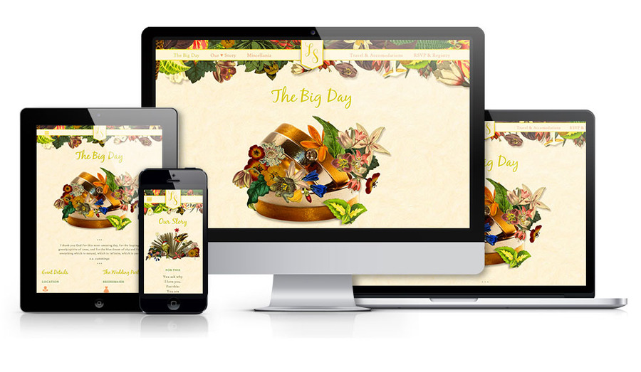 A great web design by Sarah Yost Design, Grand Rapids, MI: Responsive Website, Other