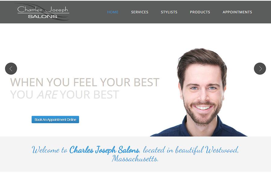 A great web design by Milltown Web Design, Boston, MA: