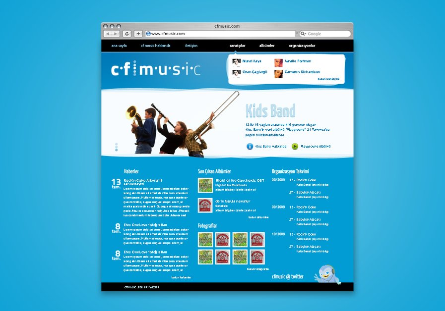 A great web design by creasoup, Istanbul, Turkey: