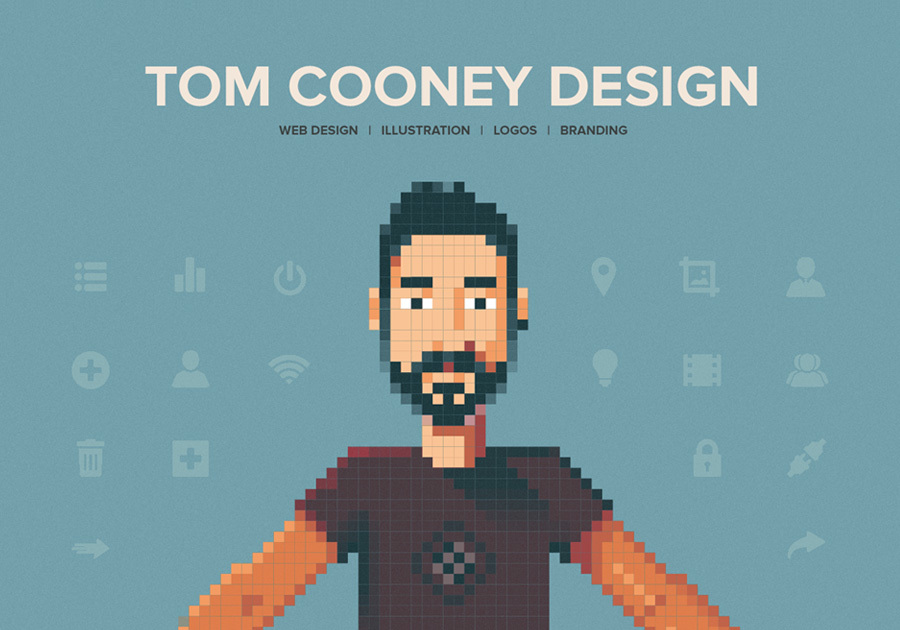 A great web design by Tom Cooney Design, Southend-on-sea, United Kingdom:
