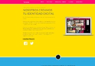 A great web design by Brandy Marketing, Ciudad de Buenos Aires, Argentina: