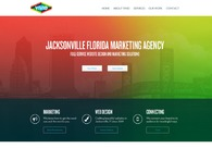 A great web design by VIVID, Jacksonville, FL: