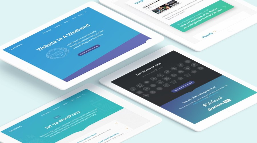 A great web design by Simple Square, Halifax, Canada: Responsive Website, Web Application , Education , Wordpress