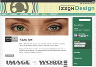 A great web design by izzon Design, Lehigh Valley, PA: