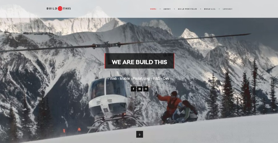 A great web design by Build This, LLC, Chicago, IL: Other, Marketing Website , Technology , Wordpress