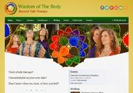 A great web design by Frontline Arts Web Design, San Francisco, CA: