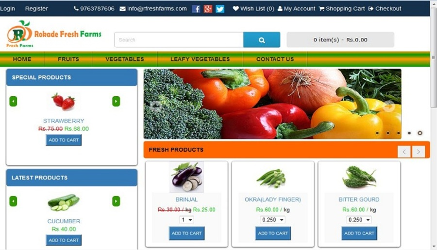 A great web design by Penta IT Services, Pune, India: