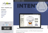 A great web design by inkyROBO, Wilmington, DE:
