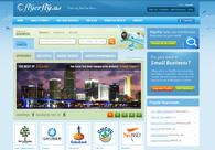 A great web design by Dellustrations, Boston, MA: