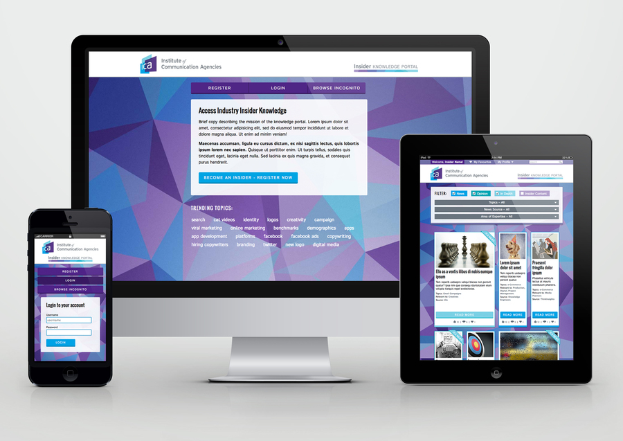 A great web design by Chestnut St. Pixel Foundry, Vancouver, Canada: Responsive Website, News , Wordpress