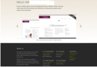 A great web design by Linda, Vaasa, Finland: