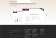 A great web design by Linda, Vaasa, Finland: