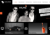 A great web design by Chris Moss Creative, Leeds, United Kingdom: