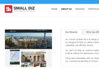 A great web design by Small Biz Web Design Studio, Los Angeles, CA: