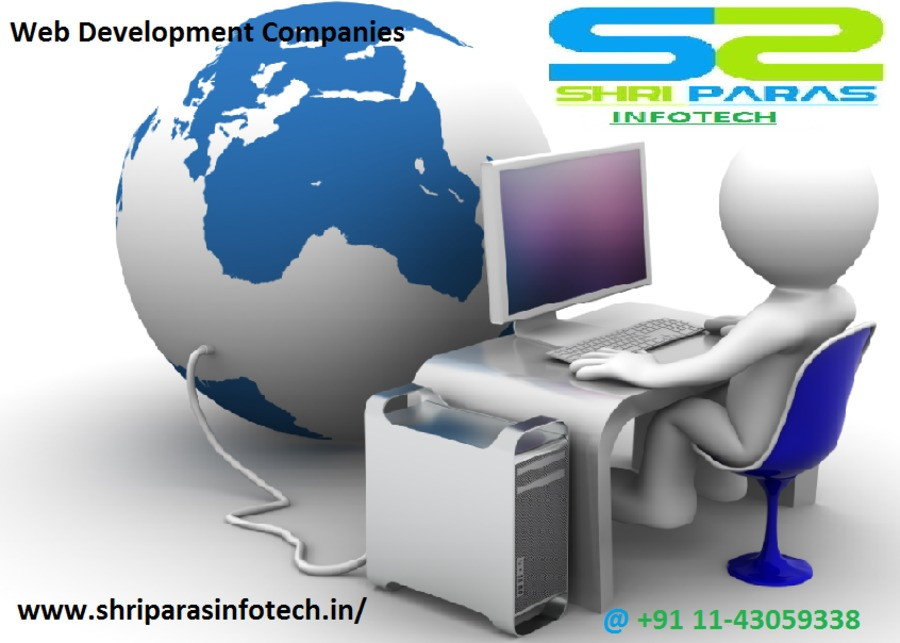 A great web design by Shri Parasinfotech, New Delhi, India: