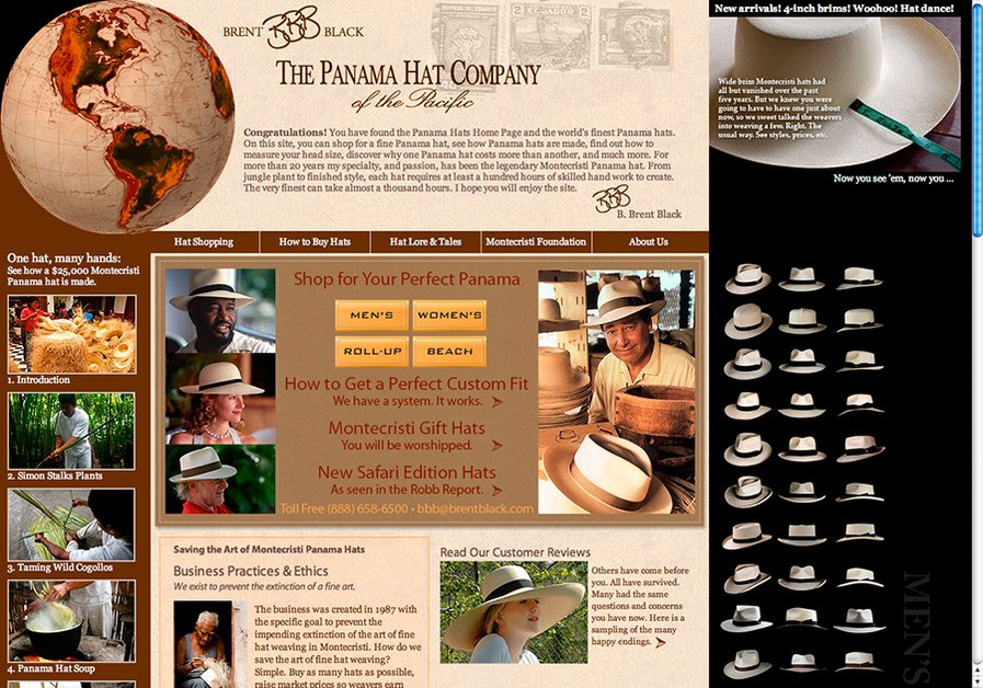 A great web design by Pipsqueak Productions, LLC, San Francisco, CA: