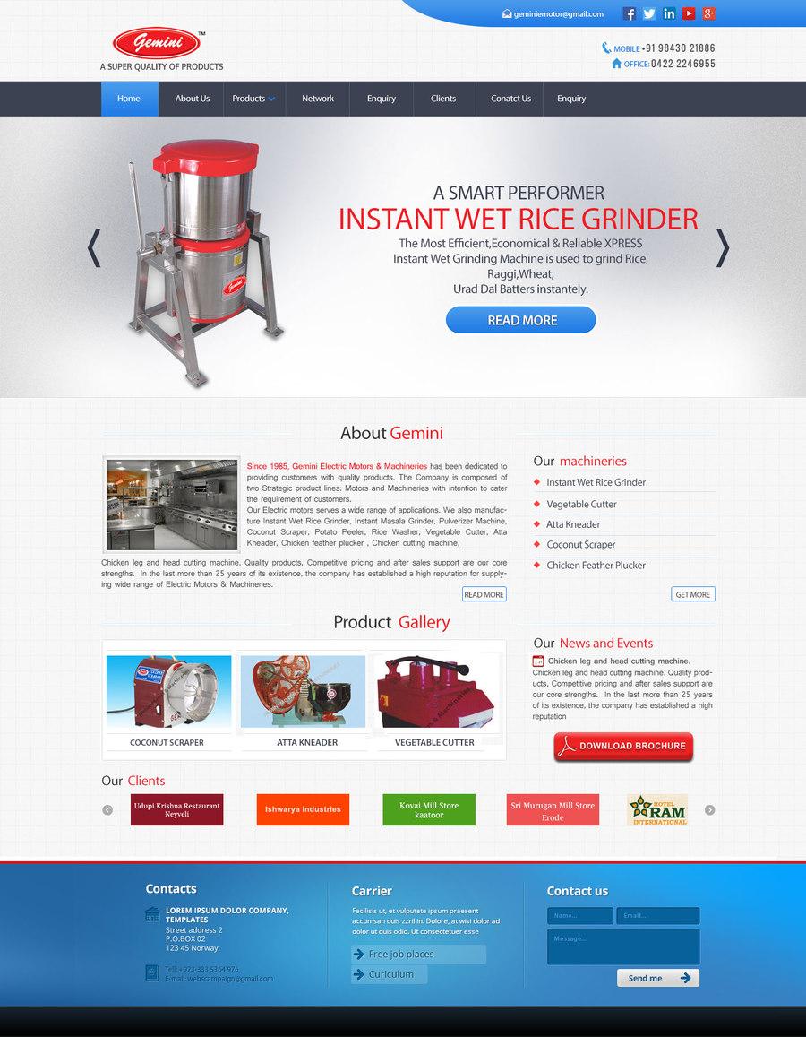 A great web design by G R Infocom Pvt Ltd, Bangalore, India: