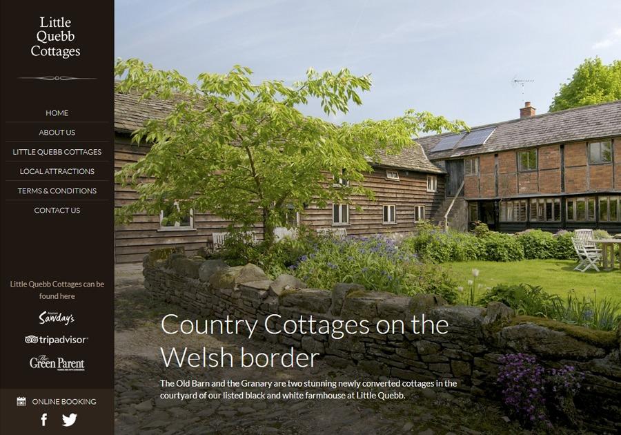 A great web design by Voodoochilli Design Ltd, Hereford, United Kingdom: