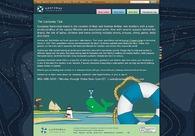 A great web design by Tide Rise Creative, Boston, MA: