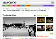 A great web design by PirateCode, Sao Paulo, Brazil: