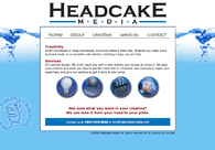 A great web design by Headcake Media, Chicago, IL: