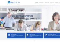 A great web design by Axxun Evalua, Lausanne, Switzerland: