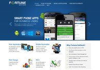 A great web design by Atlanta Fortune Softtech, Atlanta, GA: