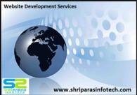A great web design by Shri Paras Infotech, New York, NY: Website, Web Application , Marketing , Design Only