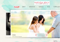 A great web design by Natalya Fiore, Ithaca, NY: