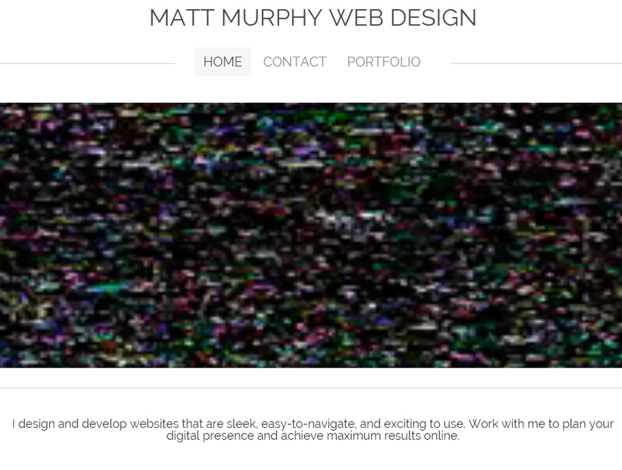 A great web design by Matt Murphy Web Design, Oklahoma City, OK: