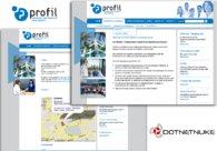 A great web design by Quexion, San Diego, CA: