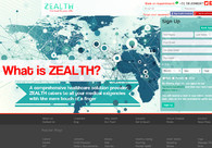 A great web design by Zealth Technologies , Scottsdale, AZ: