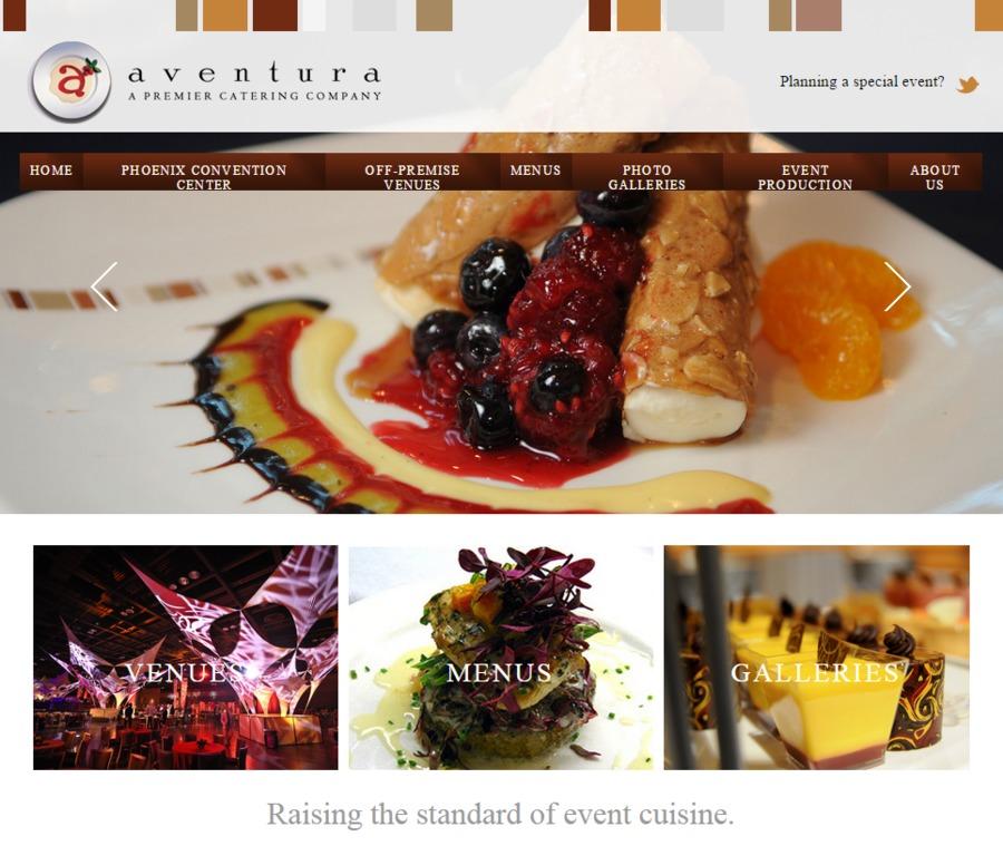 A great web design by eCreations LLC, Phoenix, AZ: