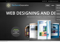A great web design by Varchasva Corporation, Delhi, India: