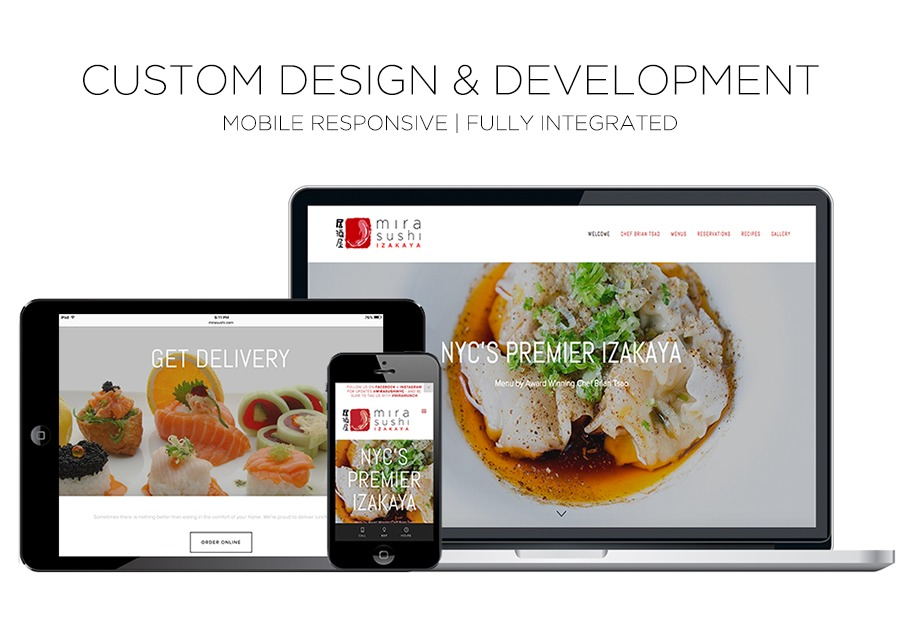 A great web design by Boucher + Co., New York, NY: Responsive Website, Marketing Website , Food & Beverage , Wordpress