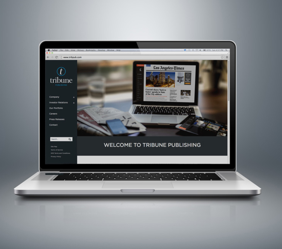 A great web design by Laura Peters Design, Chicago, IL: