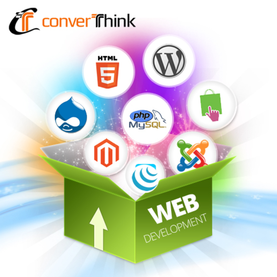 A great web design by Converthink, Bhubaneswar, India: Responsive Website, E-Commerce , Software , PHP