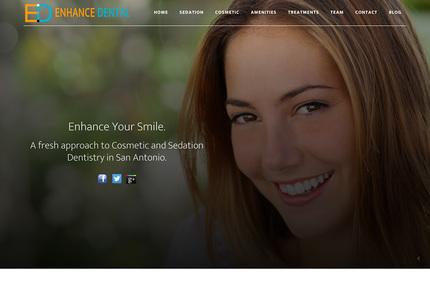 A great web design by Develare, Houston, TX: Responsive Website, Marketing Website , Healthcare, Wordpress