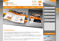 A great web design by BifoldBrochure.com, Atlanta, GA:
