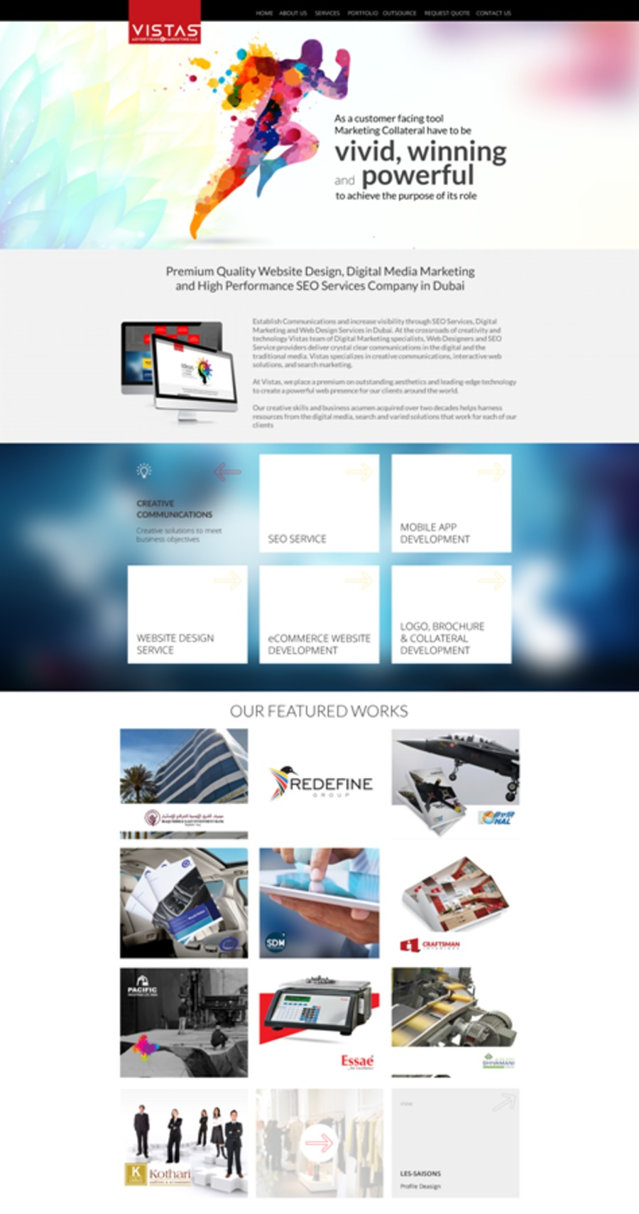 A great web design by SEO Company Dubai, Bangalore, India:
