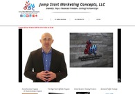 A great web design by Jump Start Marketing Concepts, LLC, Fayetteville, AR: