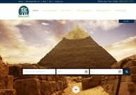 A great web design by Travel 2 Egypt, Cairo, Egypt: Website, E-Commerce , Travel