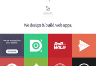 A great web design by BASE SECRETE, Geneva, Switzerland: Internet
