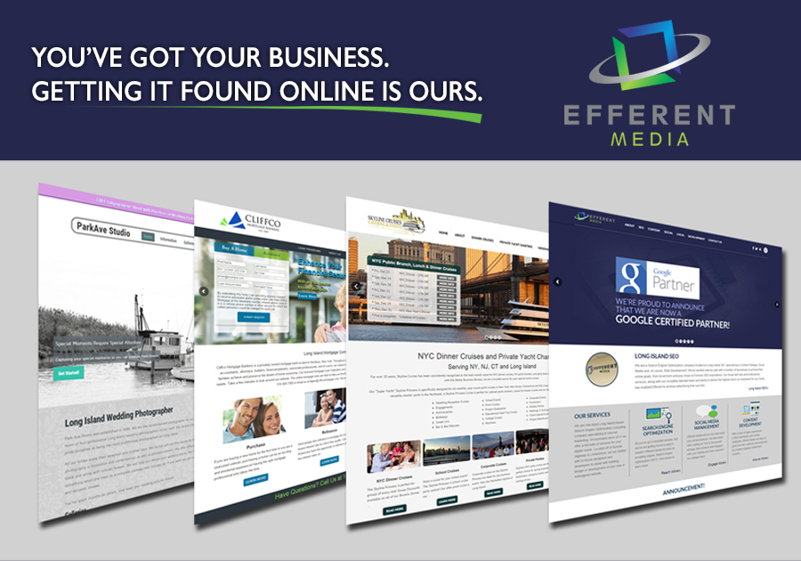 A great web design by Efferent Media, Lindenhurst, NY: Responsive Website, Marketing Website , Other, Wordpress