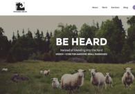 A great web design by Four Ewes Design, Niagara Falls, Canada: