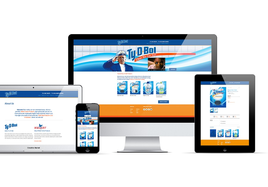 A great web design by R.BIRD, New York, NY: Responsive Website, E-Commerce , Consumer Products , Wordpress