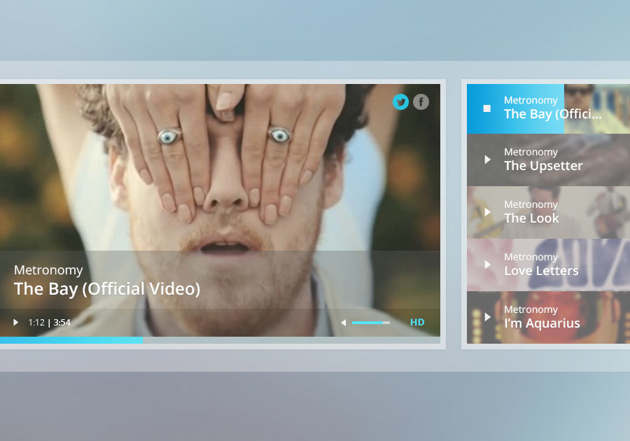 A great web design by Border3px, London, United Kingdom: Other, Other, Film & Video