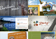 A great web design by Jeff Jimerson Design, Corvallis, OR: